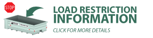 Recycling Load Restrictions